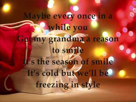 shake up happiness - Shake up the happiness Wake up the happiness Shake up the happiness It's Christmas time There's a story that I was told And I wanna tell the world Before I g...