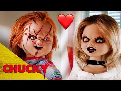Chucky and Tiffany's Love Story | Chucky Official