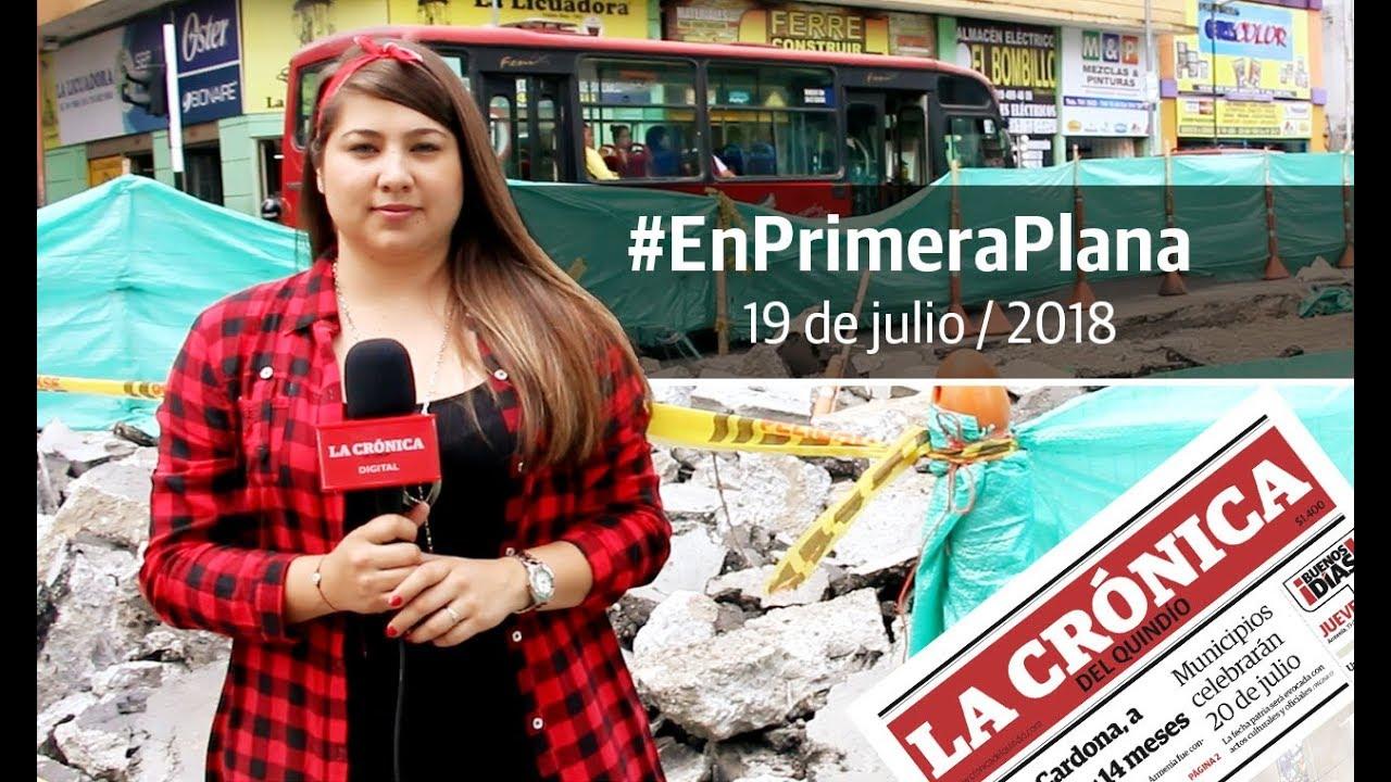En Primera Plana - 17 de julio
