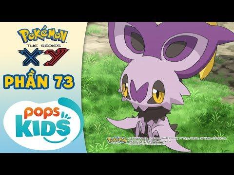 Tổng Hợp Hành Trình Thu Phục Pokémon Của Satoshi - Hoạt Hình Pokémon Tiếng Việt S18 XY - Phần 73 - Thời lượng: 1:03:17.