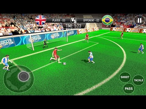Football World Cup 2018 (by Game Stop Studio) Android Gameplay [HD]