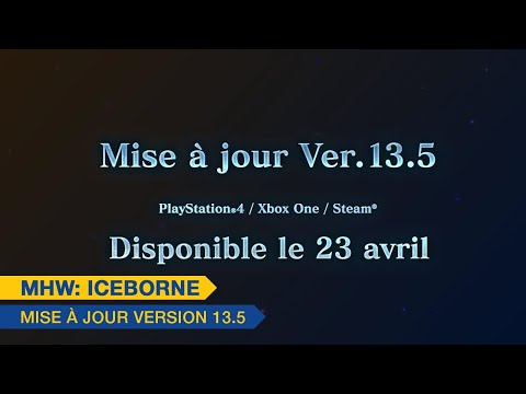 Mise à jour 3.5 de Monster Hunter World : Iceborne