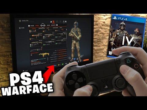 КУПИЛ WARFACE 2.0 на PlayStation 4.