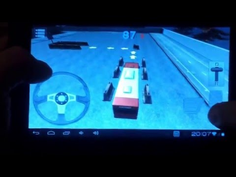 Video of Bus Parking 3D