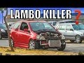 Toyota Yaris 3sgte Awd Range Rover Killer