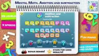 Mental Math for kids Free YouTube video
