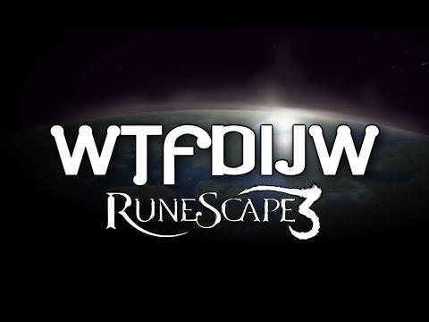 RuneScape Sketch Comedy [WTFDIJW?]