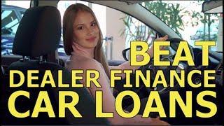 TOP 10 TIPS - BEAT the CAR DEALER FINANCE OFFICE -Best