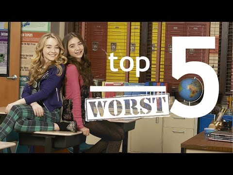 Top 5 WORST Girl Meets World Episodes