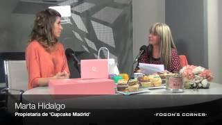 Marta Hidalgo. Propietaria de Cupcake Madrid. 27-2-2013