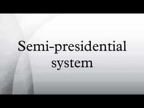 legislative accountability in a semi presidential system