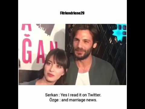 serkan ed ozge: intervista alla coppia del momento (maggio 2017)