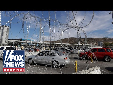 US restricts border access at San Ysidro Port of Entry