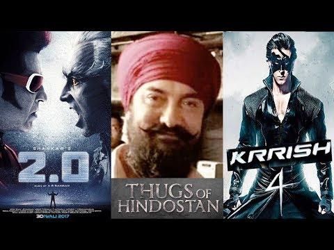 Top Big Budget Upcoming Bollywood Movies of 2018