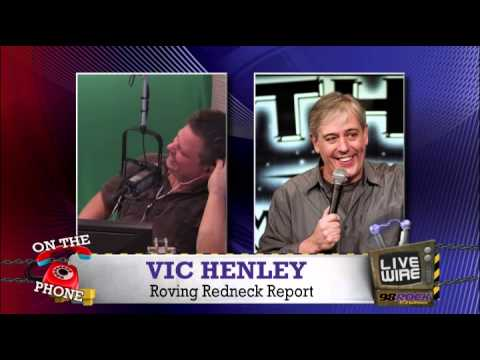 Vic Henley - The Roving Redneck