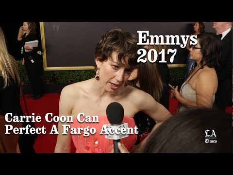 Emmys 2017: Carrie Coon Can Perfect A Fargo Accent | Los Angeles Times