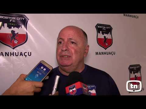 Boston City FC Brasil, contrata o Técnico Carlos Rossi, para o Sub20.