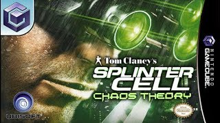 Longplay of Tom Clancy's Splinter Cell: Chaos Theory