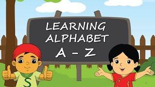 Download lagu Learning Alphabet A Z Teman Kecil Mp3