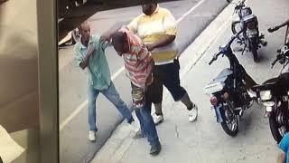 Hombre muere tras recibir golpe de amigo en Santiago