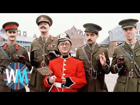 Top 10 Blackadder Moments