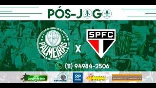 Pós-Jogo de Palmeiras 3 x 0 São Paulo. Facebook: facebook.com/webradioverdao Twitter: twitter.com/webradioverdao Instagram: ...