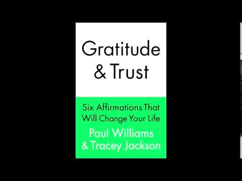 Paul Williams talks about overcoming Alcohol Addiction and his new book Gratitude and Trust