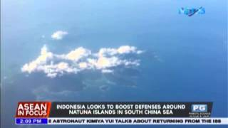 Indonesia looks to boost defenses around Natuna Islands in South China Sea
