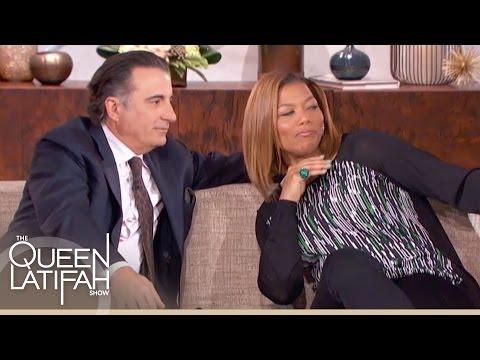 Andy Garcia, Melissa Fumero, and Queen Latifah's Fashion Secrets on The Queen Latifah Show
