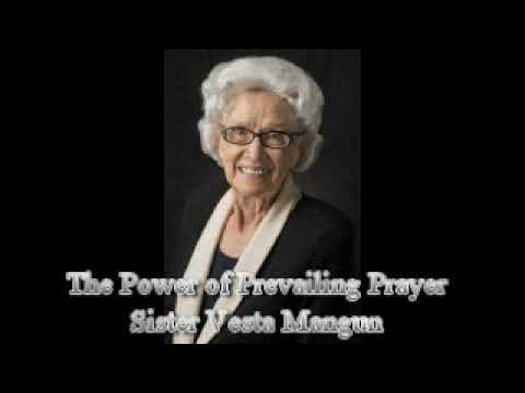 The Power of Prevailing Prayer