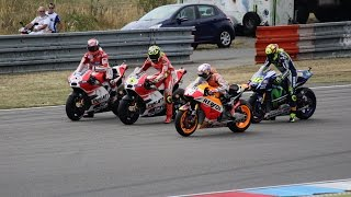 Video MotoGP Practice Start Sound 2015 Brno MP3, 3GP, MP4, WEBM, AVI, FLV November 2017