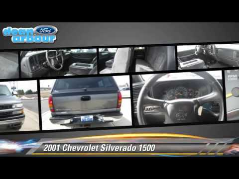 2001 Chevrolet Silverado 1500 - West Branch