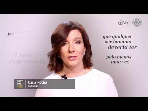 Vozes do Centenário. Carla Rocha