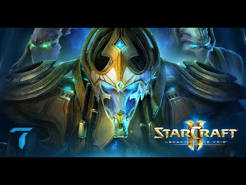 StarCraft II Legacy of the Void. Часть 7 - Ни Шагу Назад Эксперт