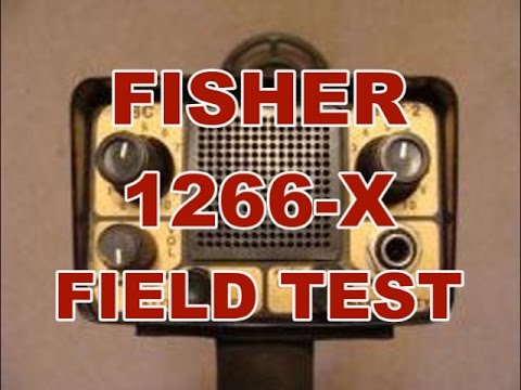 Fisher 1266-X Field Test Review