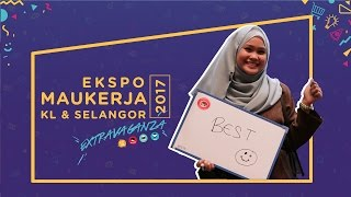 See what Ekspo MauKerja 2017 attendees have to say! On 15 April 2017, thousands of jobseekers gathered at KL Gateway Mall ...