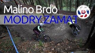 Video BIKEPARK Malino Brdo 2014 Modry Zamat Prehliadka trate /s komentárom/ part.1 MP3, 3GP, MP4, WEBM, AVI, FLV September 2017