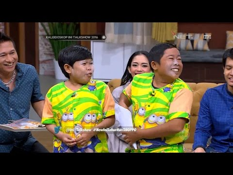Download Kaleidoskop Ini Talkshow 2016 - Kembaran Kocak Adul Bikin Nunung Bingung HD Mp4 3GP Video and MP3