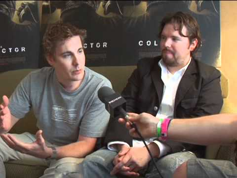 The Collector - Comic-Con 2009 Exclusive: Patrick Melton and Marcus Dunstan