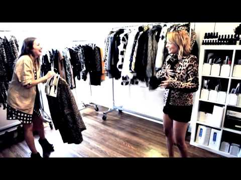 Nicole Richie Behind The Scenes at Who What Wear