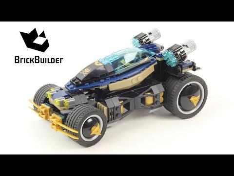 Vidéo LEGO Ninjago 70625 : Le Samouraï VXL