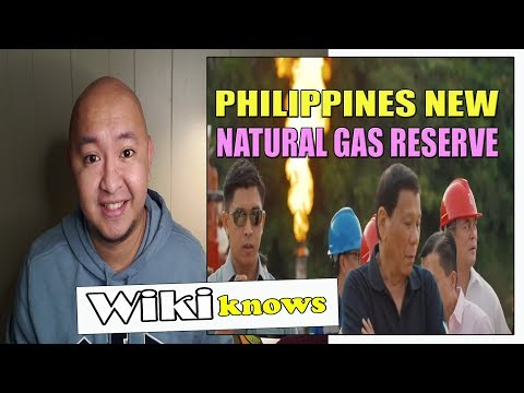 NEW PHILIPPINES' NATURAL GAS RESERVE WITH 9.8 BILLION CUBIC FEET OF GAS   WIKI KNOWS