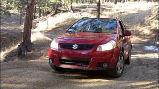 2011 Suzuki SX4 Off-road Review&Drive