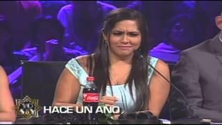 Lorena Álvarez pasó casting como jurado