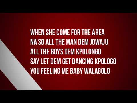Tekno - Jogodo Official Lyrics