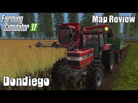 Dondiego Map v2.6