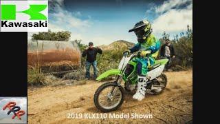 9. 2019 Kawasaki KLX110L
