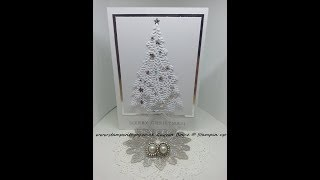 "Video ""Ready for Christmas"" tree card stampin up 2017 MP3, 3GP, MP4, WEBM, AVI, FLV Juli 2019"