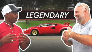 Lamborghini Countach Ownership Experience: Matt Farah The Smoking Tire by DoctaM3's Supercars Personified