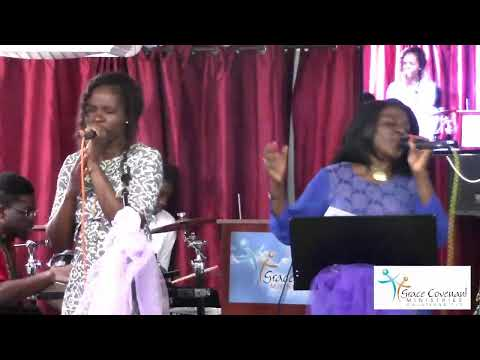 OneGCM - Grace Covenant Ministries Live Stream Sunday
